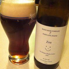 Maine Brewing Company Zoe