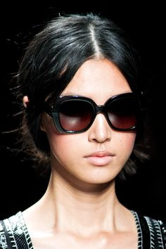 Tendencia Primavera 2013 accesorios gafas de sol lentes  -  Bottega Veneta
