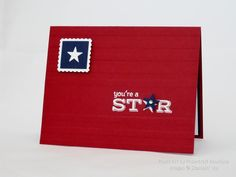 Happy 4th of July! by PapercraftBoutique - Cards and Paper Crafts at Splitcoaststampers