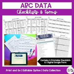 An ABC data collection system is one way to organize, measure, and record behavioral observations. The antecedents (events that come immediately before a behavior) and consequences (responses to those behaviors) that influence behavior are analyzed. Those results, combined with other indirect and di...