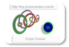 Visite o blog Projeto Ensinar - Projeto Ensinar