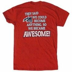 Awesome T-Shirt ― Stony Brook University SHOPSBU #RedFriday