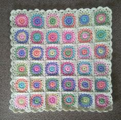 The Patchwork Heart, oh I'm in colour heaven