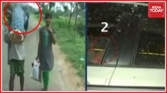 India's Shame: Tribal Man Walks 10 Kms Carrying His Wife's Dead Body
