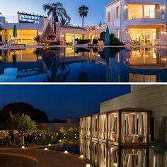 Dois hotéis algarvios distinguidos nos Óscares do turismo