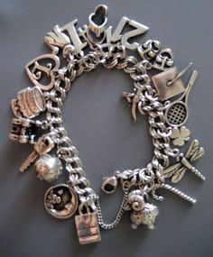 James Avery charms for my bracelet :) @Barbie Reynolds
