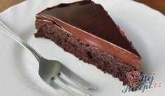 Lahodný zákusek Černý princ   NejRecept.cz Oreo Cupcakes, Cake Cookies, Diy Food, Superfoods, Baked Goods, Low Carb Recipes, Nutella, Deserts, Good Food