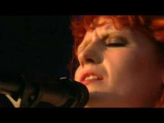 Florence and The Machine - YOU'VE GOT THE LOVE  - Such a raw and such an imperfectly perfect (very human) version of this (cosmic) love song .... Pure energy ... Works every time
