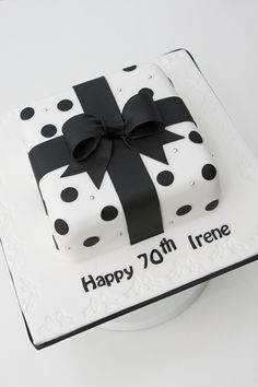 Irene's 70th Birthday Cake 2 | Flickr - Photo Sharing!