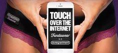 A marca de preservativos Durex acaba de criar um novo conceito de intimidade entre casais, que passa pelo desenvolvimento de uma linha de roupa interior vibratória e uma aplicação para iPhone que permite estimular o/a parceiro/a à distância.