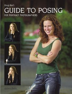 Guide to Posing: Hands and Arms | Educational articles and book excerpts on photography topics