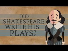 Did Shakespeare write his plays? - Natalya St. Clair and Aaron Williams | TED-Ed