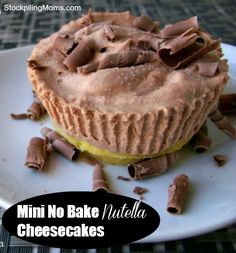 Mini-No-Bake-Nutella-Cheesecakes-final