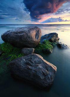 Seascape, Rigas Rajons, Latvia