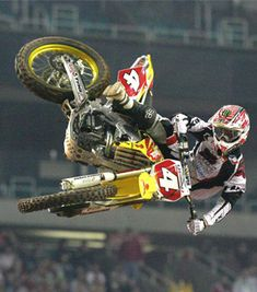 Ricky Carmichael!! So happy I had the opportunity to watch him race MXoN for the last time in 2007 :)
