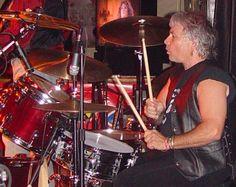 The Dead Pyrates Society Drummer Mark Hamilton