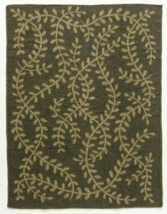Magic Elf Forest Wool Blanket - Moss (1002) - Nordic Store Iceland