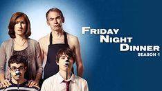 Amazon.com: Prime Video: Prime Video Friday Night Dinners, Tv Schedule, Prime Video, Season 1, Amazon, Movies, Movie Posters, Amazons, Riding Habit