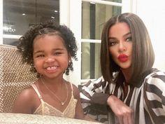 Koko Kardashian, Kardashian Family, Kardashian Jenner, Khloe Kardashian Tristan Thompson, Kylie Jenner, Jenner Kids, Jenner Family, Brunette Bob, Hair