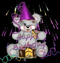 Creddy - happy birthday