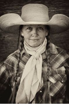 Great photo! Sheila Carlson cowboys for Kit Metzger of the Flying M Ranch in Coconino County. She has previously cowboyed in Oregon and other Western states. Photo By Scott Baxter Portraits of Permanence | American Cowboy