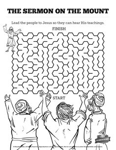 The Parable of the Talents Sunday School Crossword Puzzles