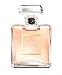 Coco Mademoiselle L'Extrait Chanel perfume - a new fragrance for women 2012