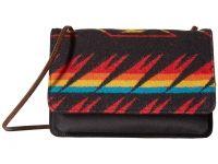 Pendleton Woolen Mills - National Cowboy Museum - Arrow Path Slim Wallet with Strap