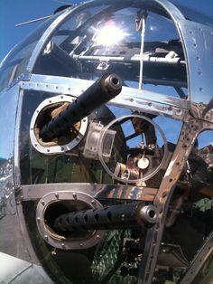 B-25 Nose Gunner