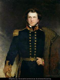 Sir James Clark Ross 1800-62 - Henry William Pickersgill