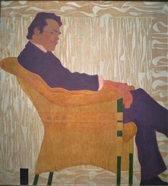 jpg SCHIELE Austria-Hungary Portrait of the painter Hans Massmann 1909 oil and metallic paint on canvas x cm Kunsthaus Zug Stiftung Sammlung Kamm Gustav Klimt, Art Timeline, Amedeo Modigliani, Virtual Art, Art Moderne, Art Nouveau, Portrait Art, Portraits, Painting & Drawing