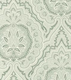Waverly Upholstery Fabric-Balsamine/Spring
