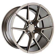 "19""20""22 inch Verde Wheels V99 Axis Bronze Staggered Rims #AudioCity"