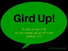 Gird Up