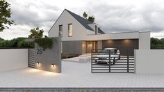 photo studio for architecture., photo studio for architecture. Education Architecture, Residential Architecture, Classic Architecture, Interior Exterior, Future House, House Plans, New Homes, House Styles, Ikea Ikea