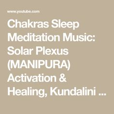 """SOLAR PLEXUS CHAKRA (Manipura) The Ray of """"Devotion"""" governs this chakra. This chakra symbol connects us with the energy to """"act"""" and is the seat of self. Have A Nice Life, Chakra Symbols, Solar Plexus Chakra, Meditation Music, Good Thoughts, Better Life, Plexus Products, Acting, Self"""