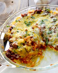 Spaghetti Pie (easily gf, mods for Primal)