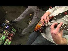 Pedalboard Break Down - Jake Snider - Minus the Bear - Effects Bay
