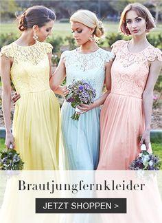 Kaufen Sie bei uns die neueste Trends und Kollektionen für Brautkleider, Brautjungfernkleider und Abendkleider zum Großhandelspreis. Lassen Sie sich von uns perfekt auf Ihren großen Tag vorbereiten!