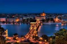 The largest city in Hungary, Budapest, is also its capital and its cultural, economic and industrial center.