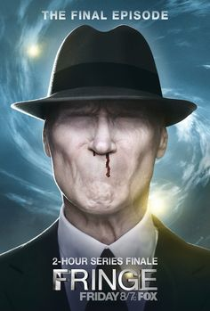 """Fringe"" Series Finale: Last Ever Poster and Trailer! ~ HollywoodQuizzes.blogspot.com"