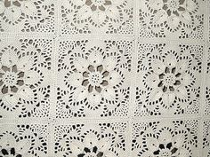 The pattern is free it is in color httpflickr puritan bedspread follow links on ravelry crochet curtain patterncrochet dt1010fo