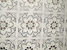 Puritan Bedspread _ free pattern