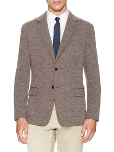Slim Wool Jacket by Faconnable at Gilt