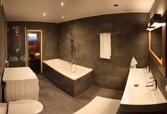 badkamer met sauna - Google zoeken