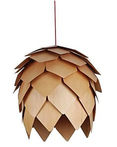 Replica Pinecone Wooden Pendant Light Pinecone, Table Lamp, Ceiling Lights, Pendant, Home Decor, Pineapple, Table Lamps, Decoration Home, Room Decor