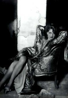 George-Hurrell-03  Norma Shearer ca 1930