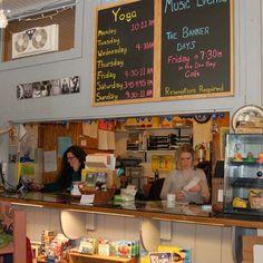 Doe Bay Store – Doe Bay Resort & Retreat Orcas Island, Yoga Music, Thursday Friday