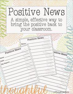 Positive News: A Sim