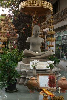 Inside tempel
